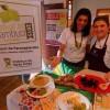 Mandioca com vinagrete de Cambuci é uma das criações da chef Ana Tomazoni em Paranapiacaba