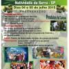 3º Festival Gastronômico do Cambuci de Natividade da Serra é programa imperdível este fim de semana
