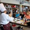 Frutas nativas em receitas caseiras enriquecem oficina gastronômica na Rebal