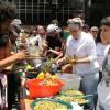 População prova milhares de pratos saudáveis no Banquetaço em São Paulo