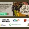 Tá na Hora da Roça: campanha tem apoio do Instituto AUÁ